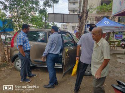 Kulgaon Branch Organised Car Carnival