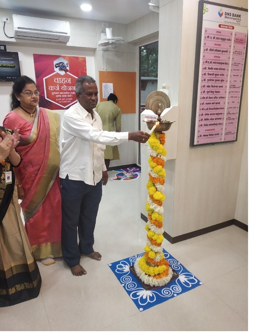 Thakurli Branch Shifting